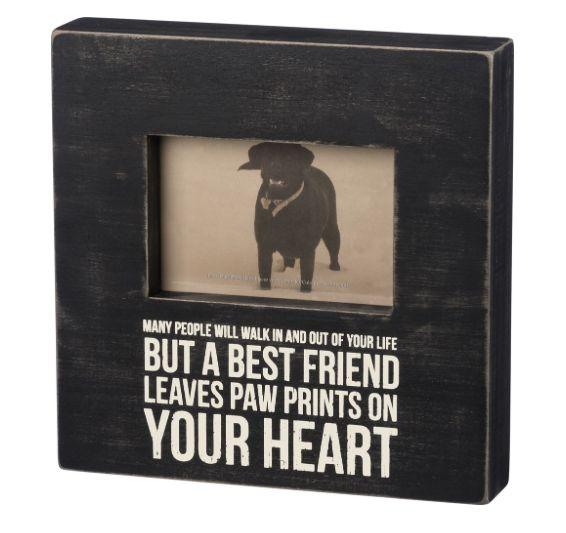 Frame-Paw Prints