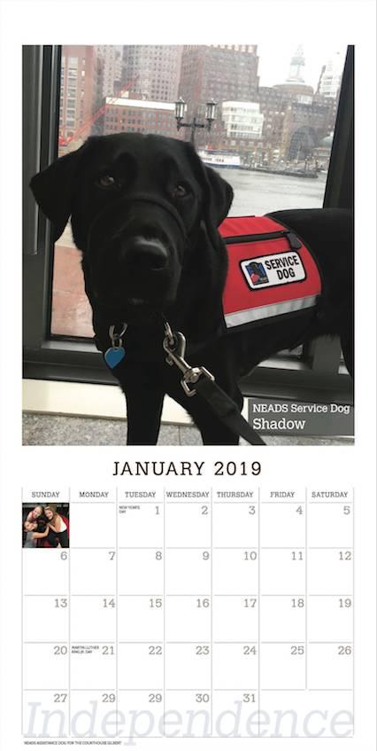 NEADS Calendar