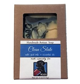 Barefoot Natural Farms Soap - Clean Slate