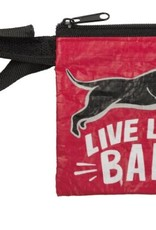Pet Waste Bag Pouch- Live Love Bark