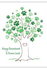 Memorial Cards-Tree