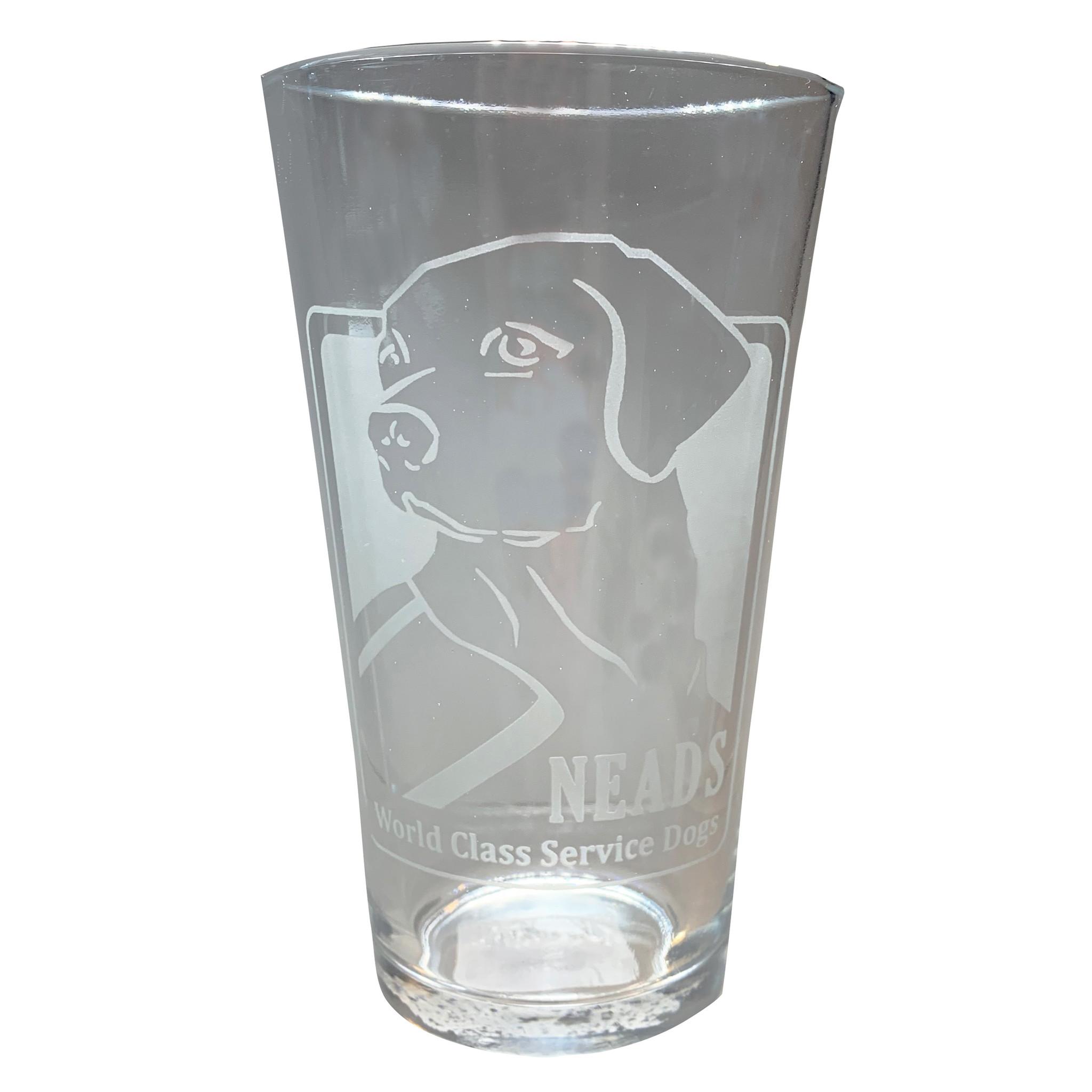 NEADS Pint Glass