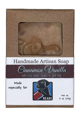 Barefoot Natural Farms Soap-Cinnamon Vanilla