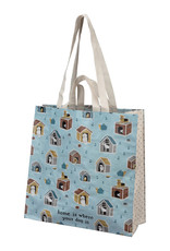 Reusable Tote Bag-Home