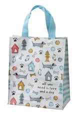 Reusable Tote Bag-Love