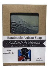Barefoot Natural Farms Soap-Accidental Wilderness