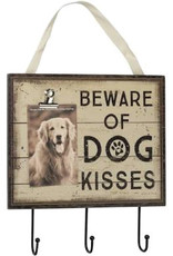 Hook Board-Dog Kisses