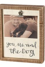 Frame- You Me Dog
