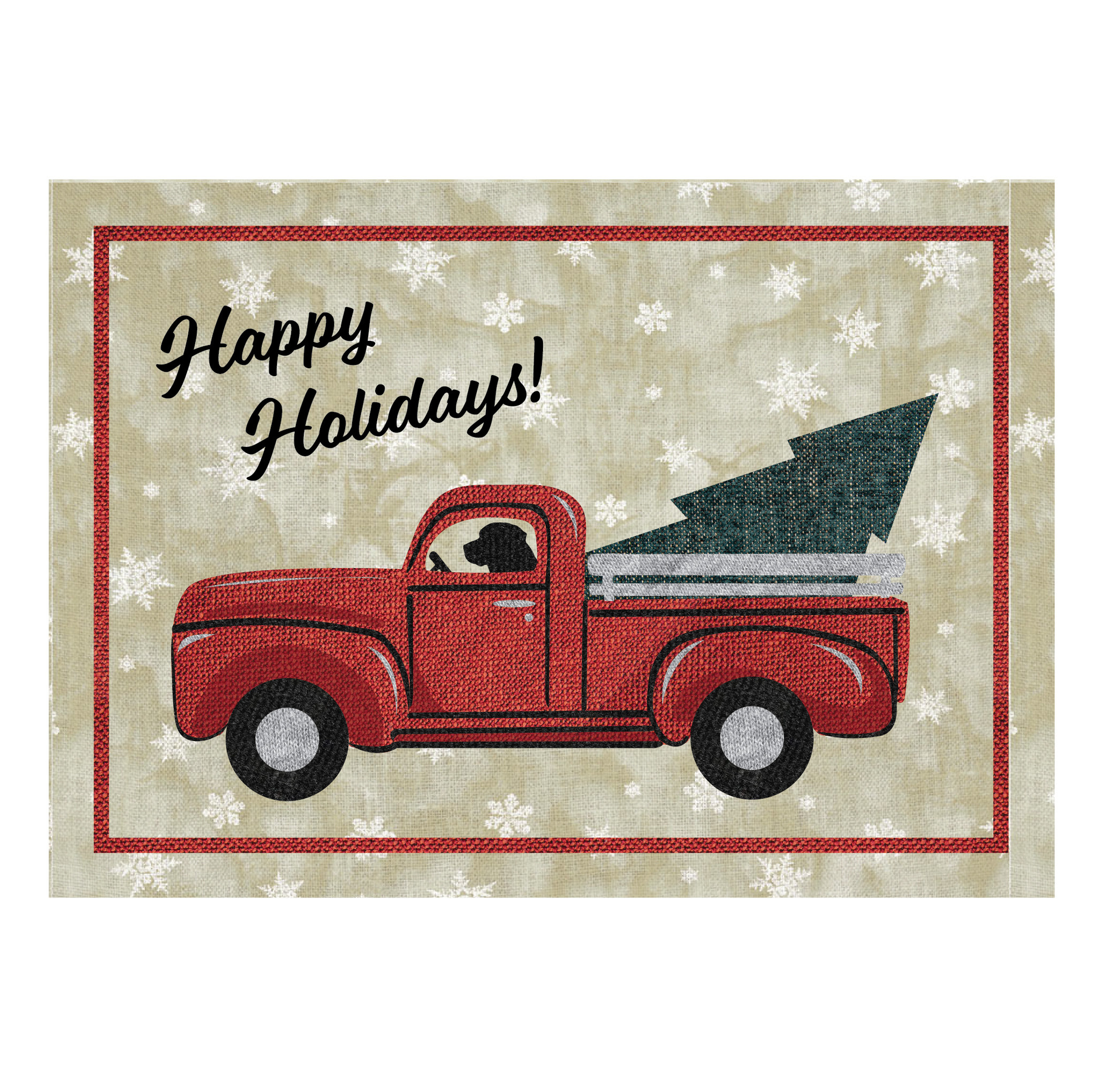 Holiday Cards- Pack of 10