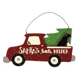 Hang Sign- Santa's Helper