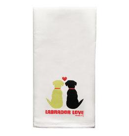 Dish Towel-Love