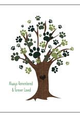2021 Memorial Cards-Tree
