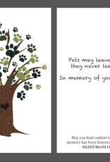 2021 Memorial Cards-Multi Pack