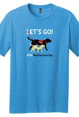 Unisex Let's Go T-Shirt