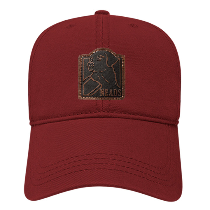 Cap America Baseball Hat-Logo Patch