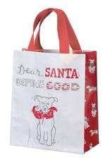 Reusable Tote Bag-Dear Santa