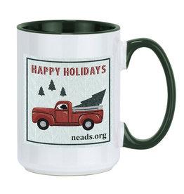 Coffee Mug-Holiday