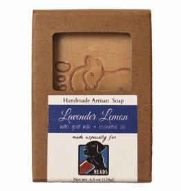 Barefoot Natural Farms Soap-Lavender Lemon