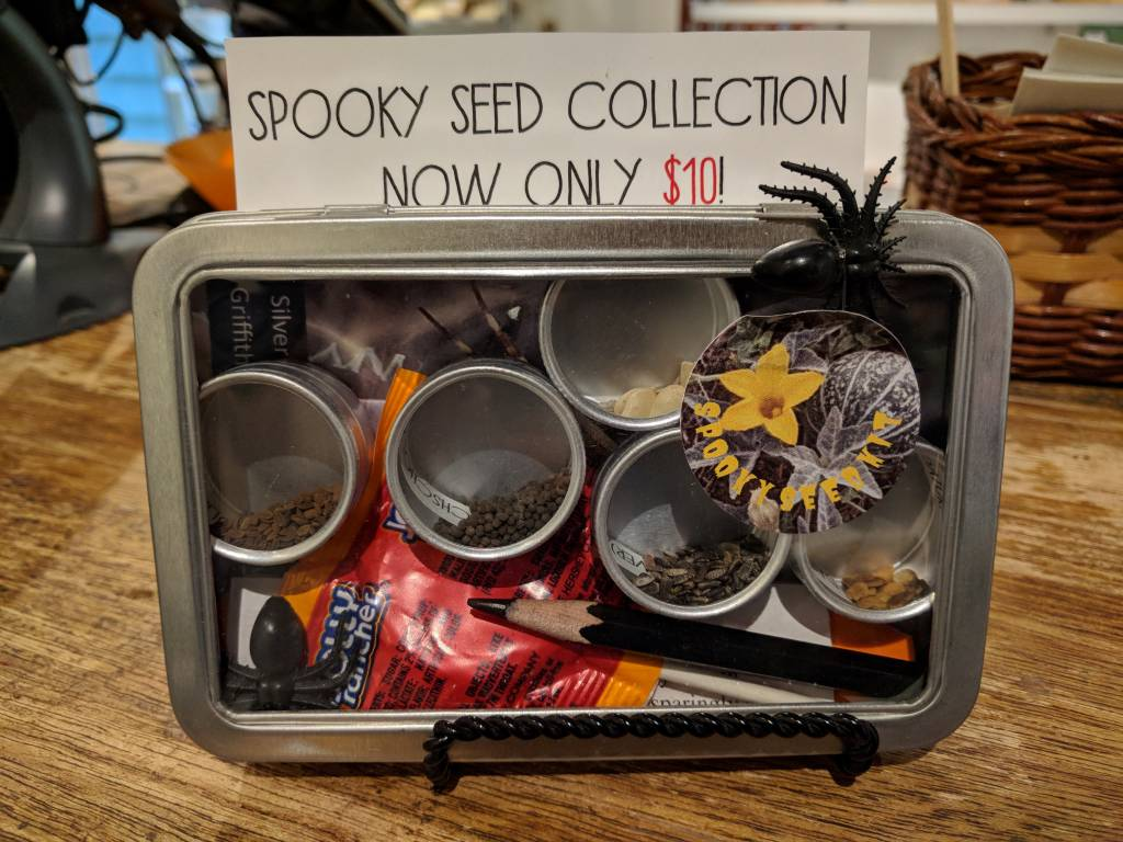 Spooky Seed Collection