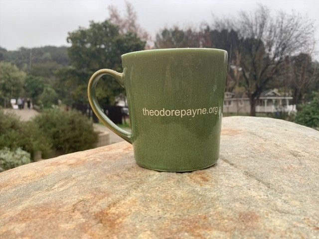 TPF Green Mug (hand wash rec)