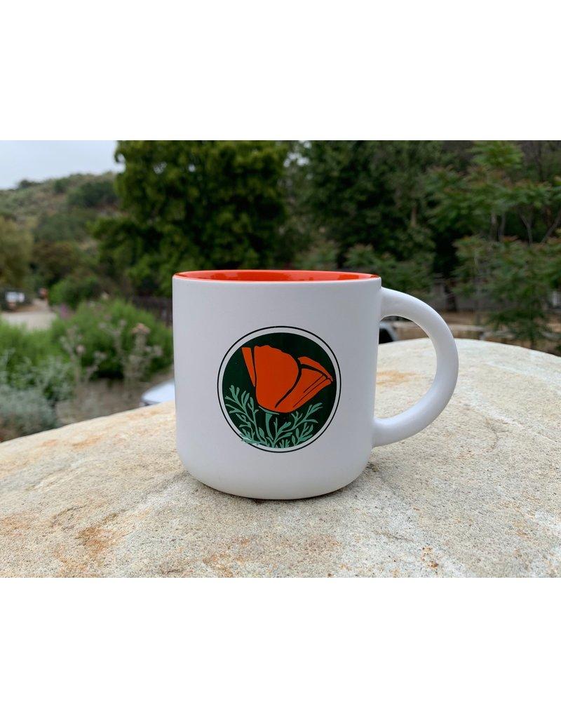 TPF White Mug