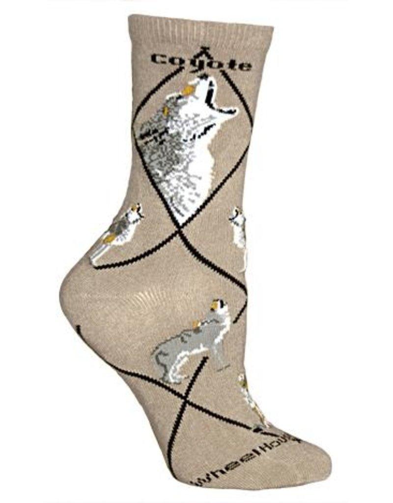Socks - Coyote