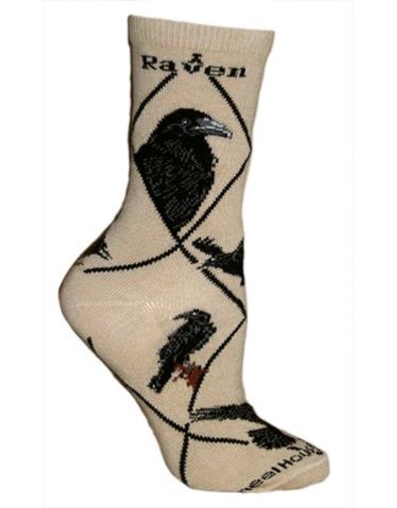 Socks - Raven