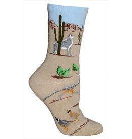 Socks - desert life