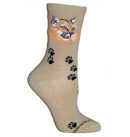 Socks - Mountain Lion