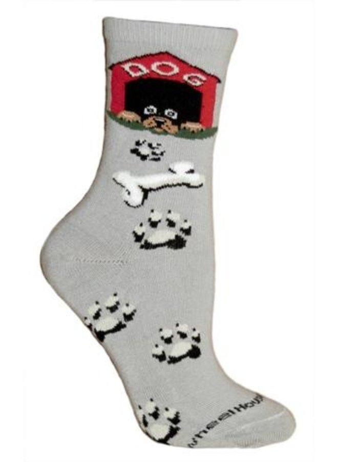 Socks - Dog House