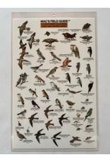 Mac's Field Guide- Southern California Park & Garden Birds