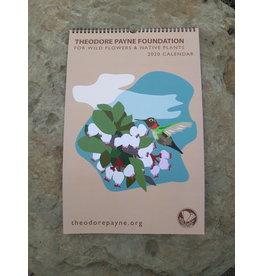 Theodore Payne 2020 Calendar - SALE!