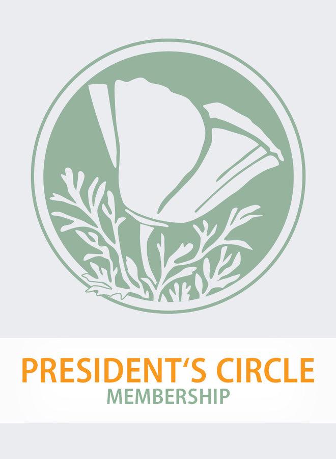 Annual Membership - President's Circle