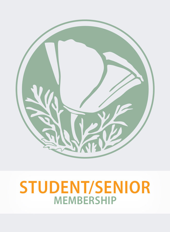 Annual Membership - Student/Senior