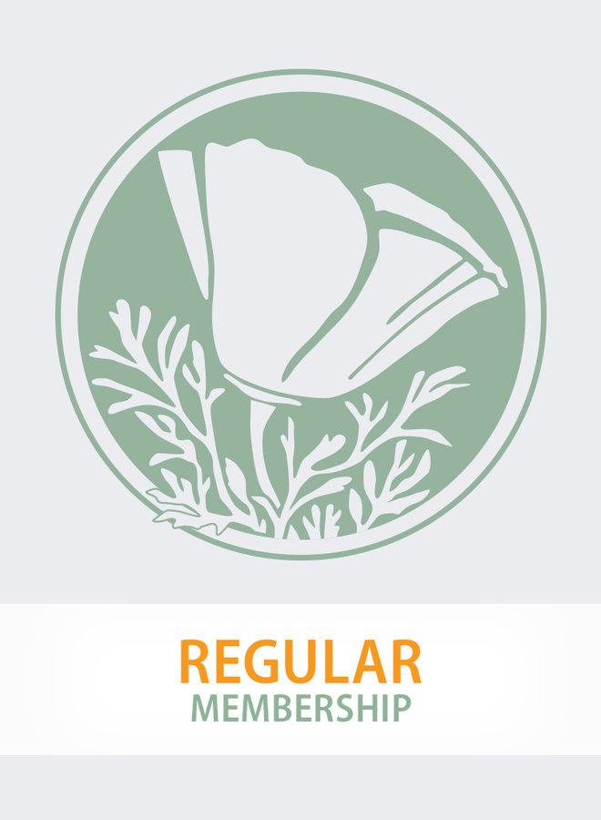 Annual Membership - Regular