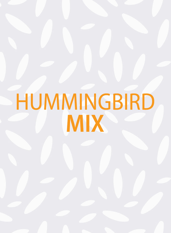Hummingbird Mix