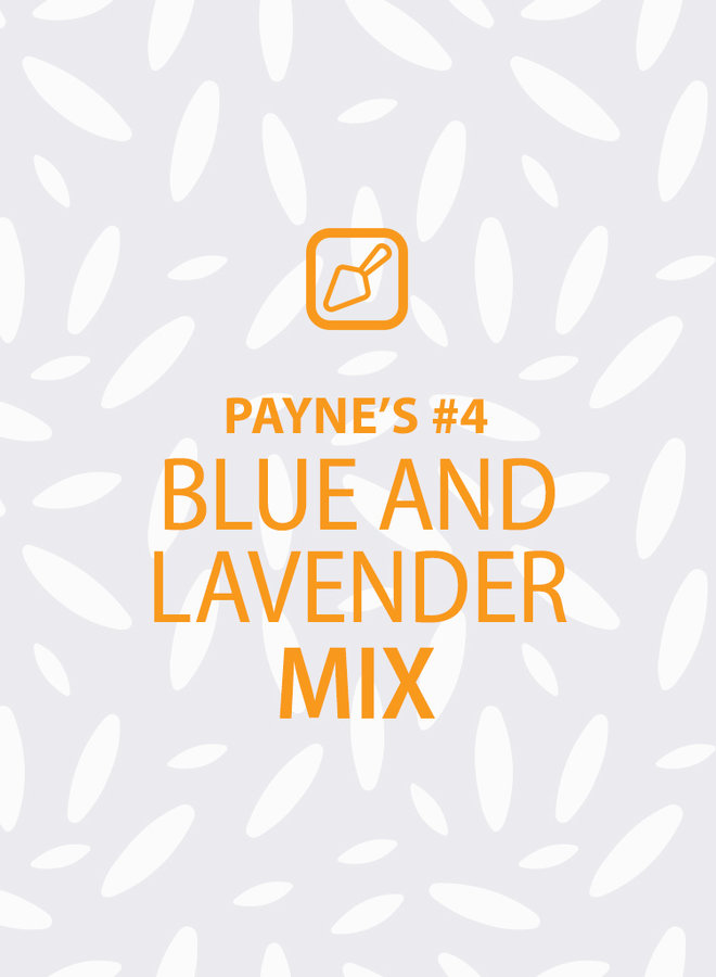 Payne's #4: Blue & Lavender Mix