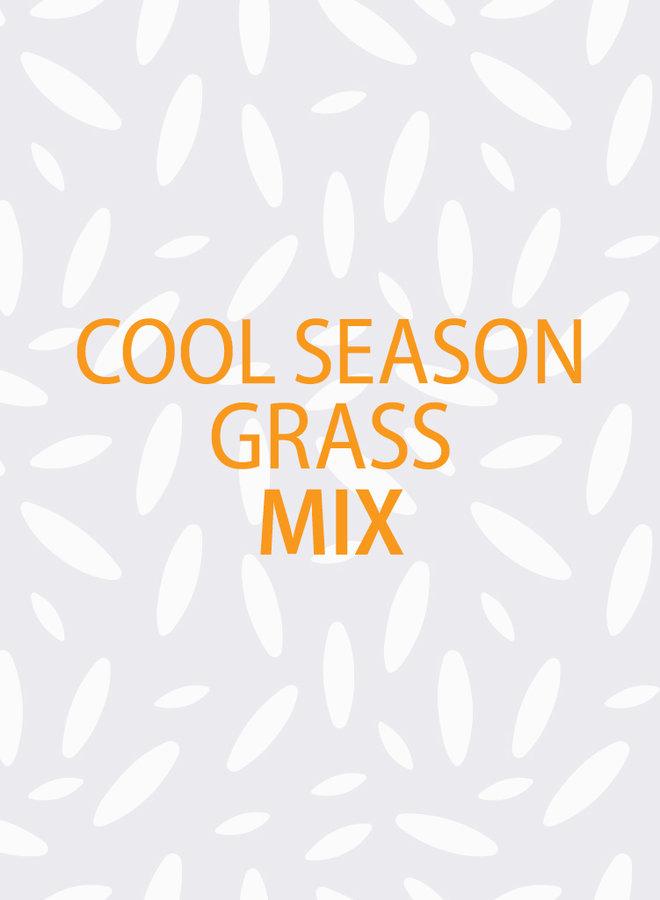 Cool Season Grass Mix