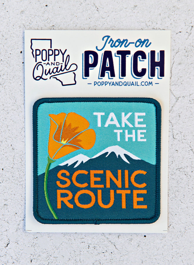 Scenic Route Patch