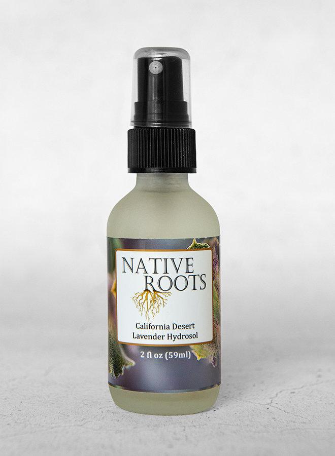 CA Desert Lavender Hydrosol - Native Roots