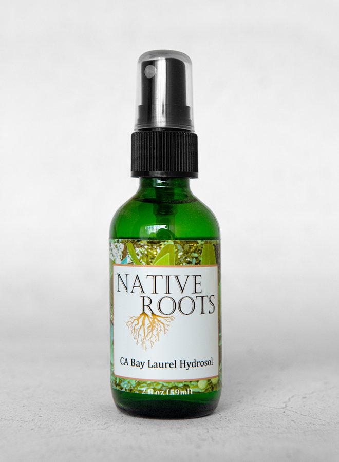 CA Bay Laurel Hydrosol - Native Roots