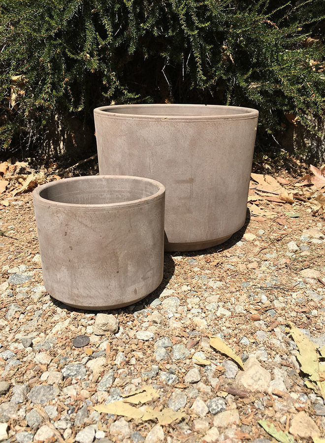 Pot - Moka Cylinder Brown