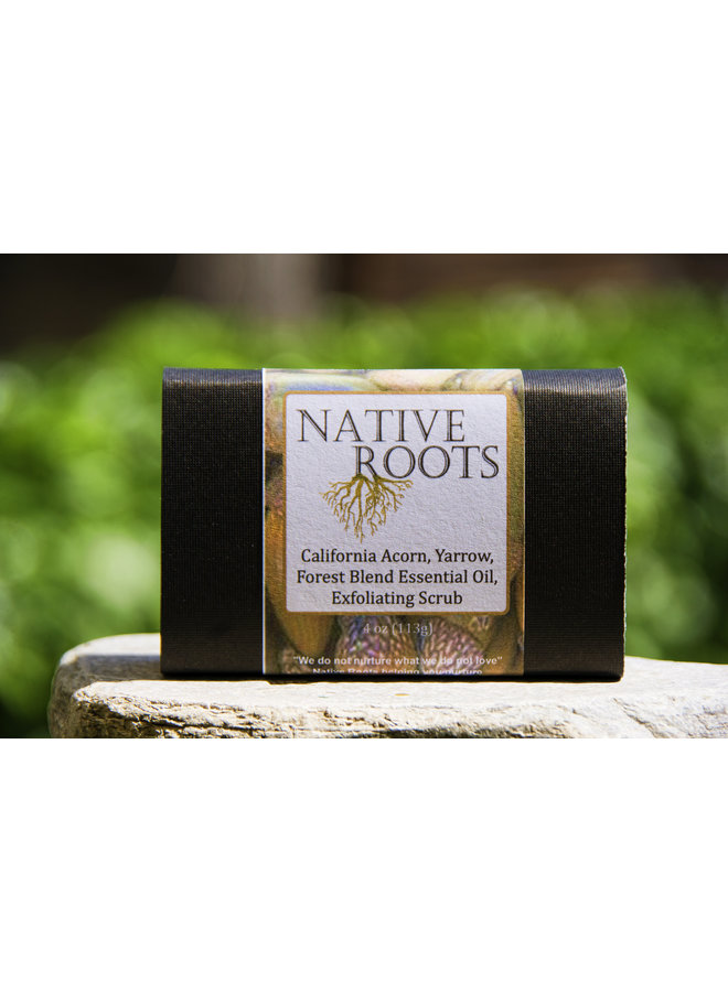 CA Acorn, Yarrow, Forest Blend of Essential Oils - Native Roots