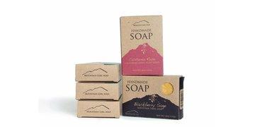 Mountain Girl Soap