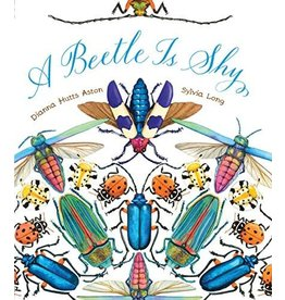 A Beetle is Shy book