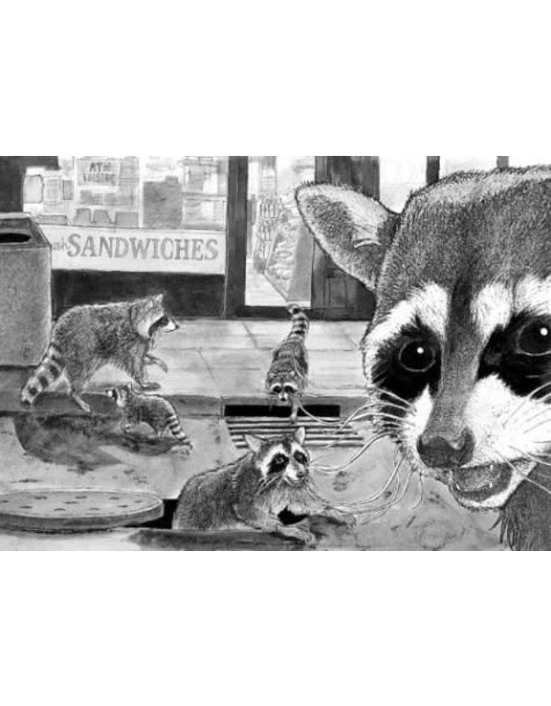 The Raccoon Next Door: Getting Along with Urban Wildlife