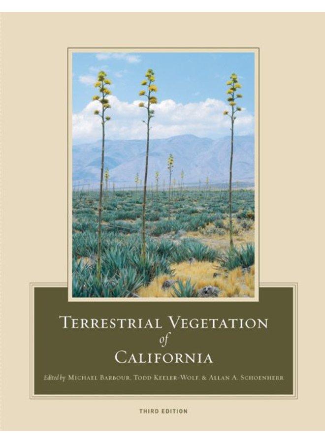 Terrestrial Vegetation of California