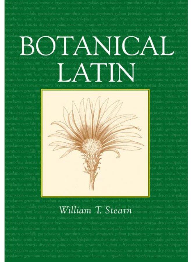 Botanical Latin - POP