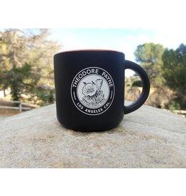 TPF Black Mug