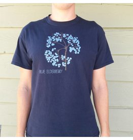 T-Shirt Adult Men's Elderberry